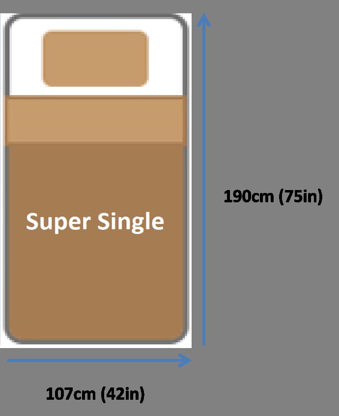 Mattress Sizes In Singapore Origin, Queen Size Bed Dimensions Cm Singapore