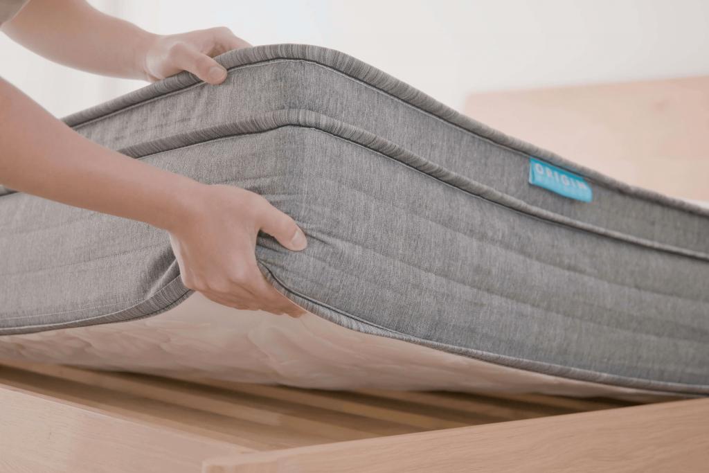 origin natural latex mattress
