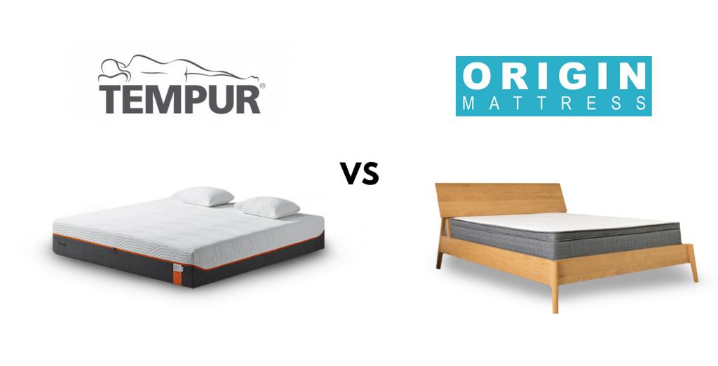 tempur vs origin