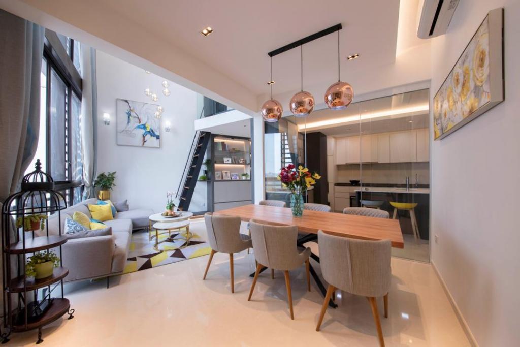 Starry Homestead Interior Design and Renovation
