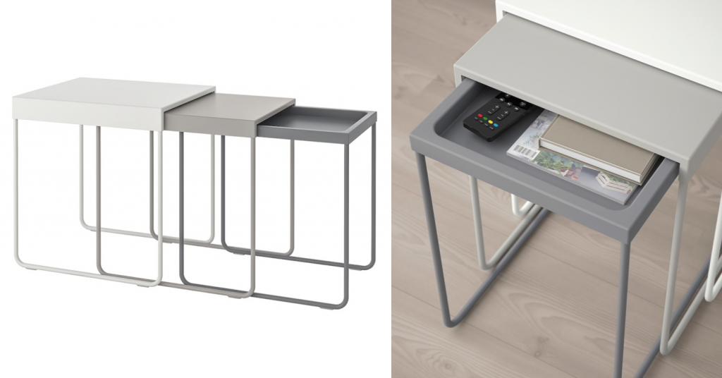 IKEA foldable tables