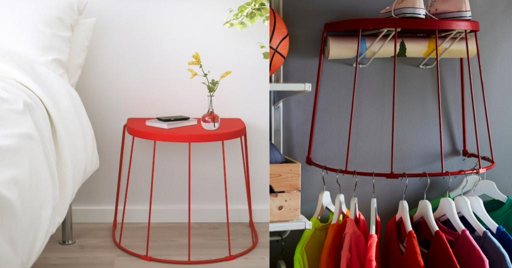IKEA's Tranaro space-saving