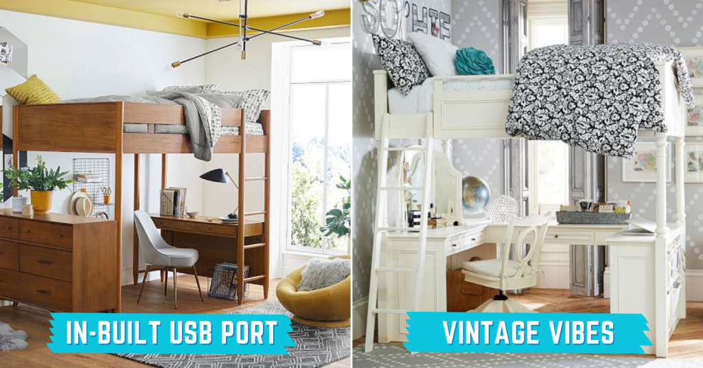 loft bed in singapore