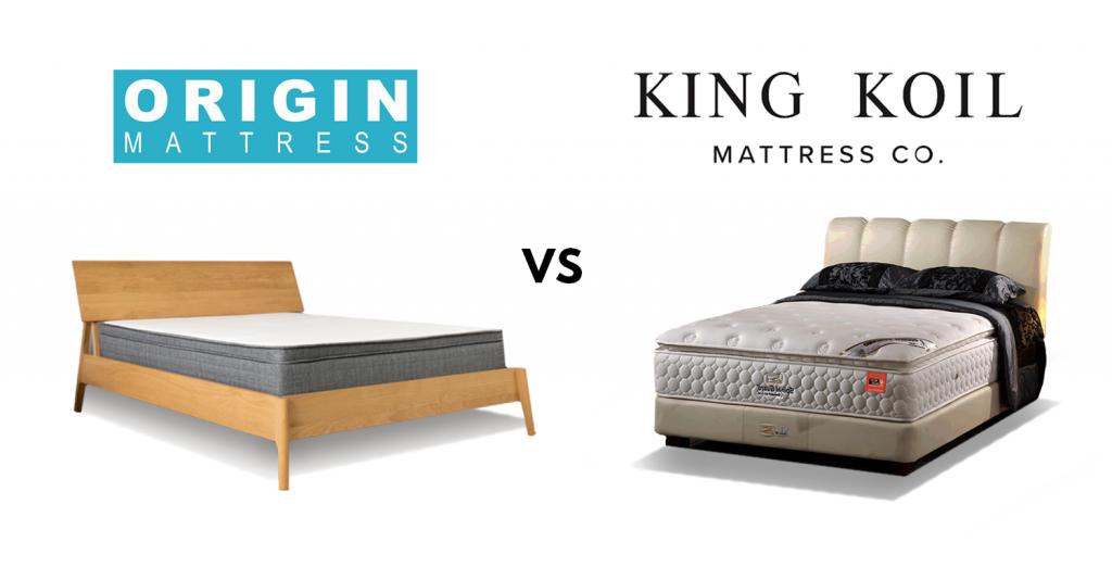 king koil mattress cover image