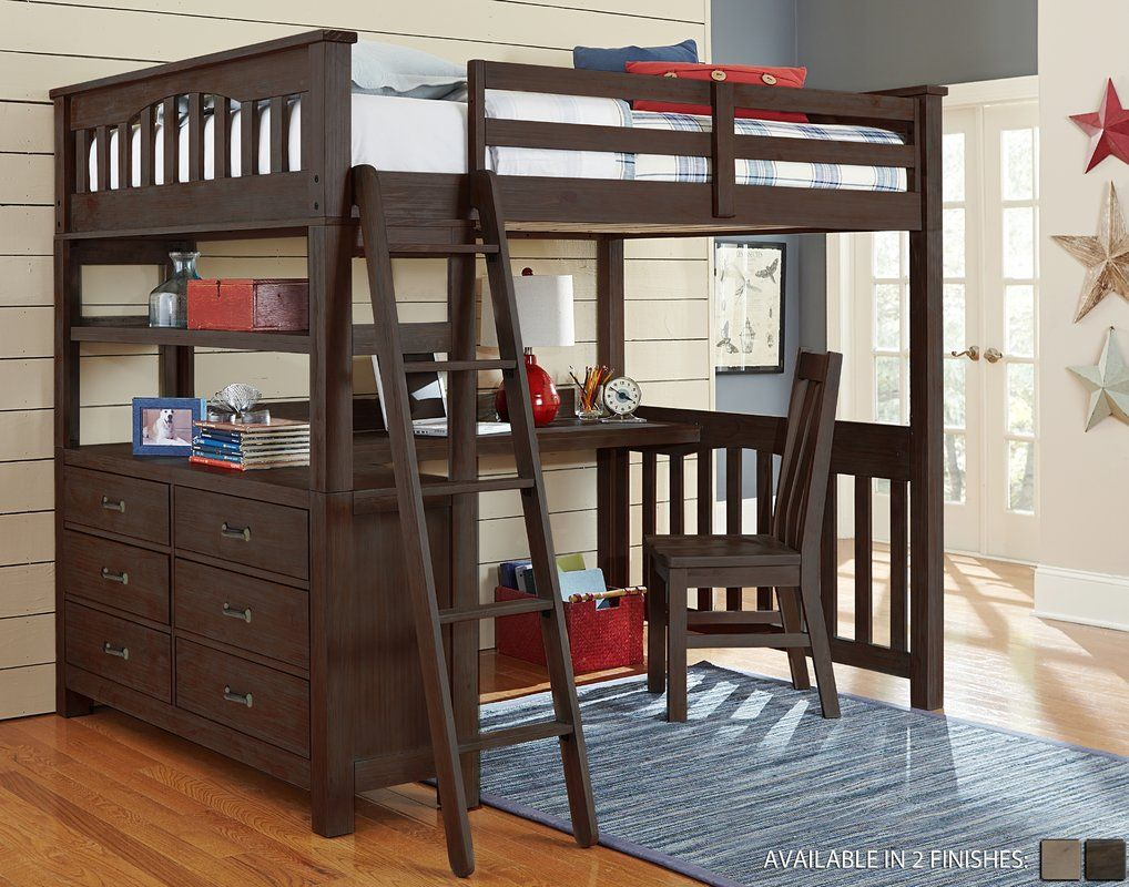 Timberville Loft Bed